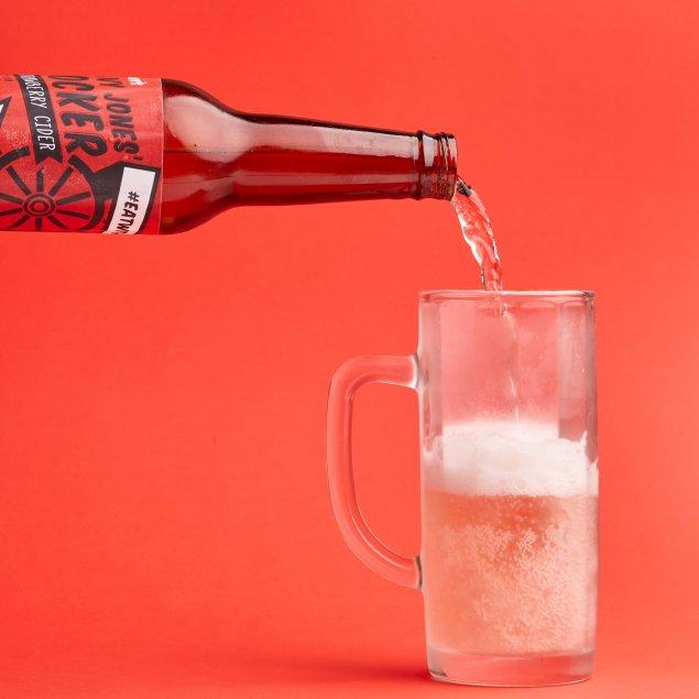 'Davy Jones' Locker' Strawberry Cider (6 or 24 pack)