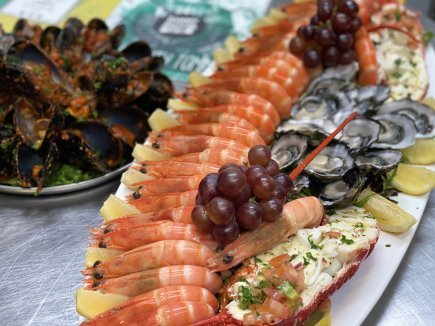 Build Your Own Cold Seafood Platter